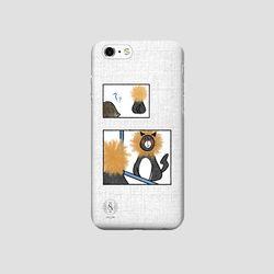 파르쉐의 일상 사자냥 - iphone SE