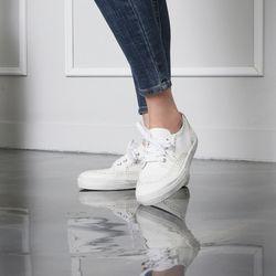 [쿠루] 여성 2.5cm 데일리 빈티지 스니커즈 G6331