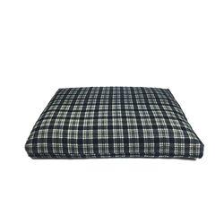 Relaxing Cushion - Black Check