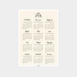 hello 2018 calendar.