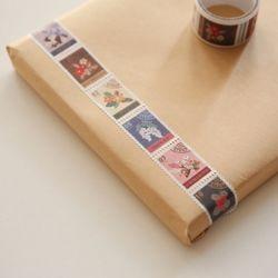 마스킹테이프 : stamp - 08 Flower