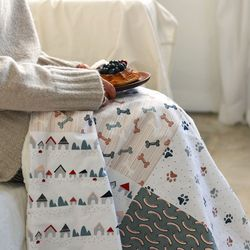 [Fabric] All About Dog 6ixieme 강아지 씨지엠