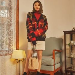 monday mini corduroy skirt