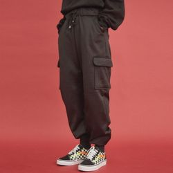 straight cargo pants (3 color) - UNISEX