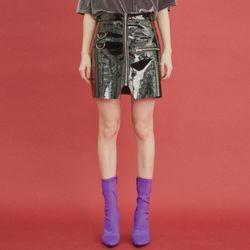 D-ring enamel skirt (2 color)