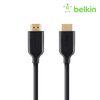 벨킨 금도금 고속 HDMI 이더넷 케이블 F3Y021bt2M