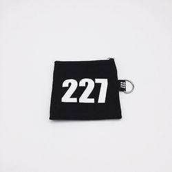 227 이이칠 SQUARE POUCH