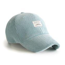 BASIC CODU CAP MINT 코듀로이 볼캡