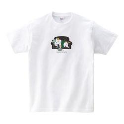 카우치포테이토 티셔츠