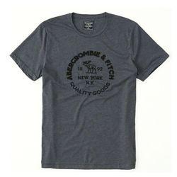 아베크롬비 반팔 티셔츠 2281130 차콜 Abercrombie