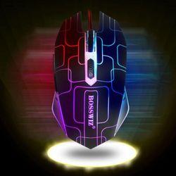피시방 게임용 레이저 유선 게이밍마우스