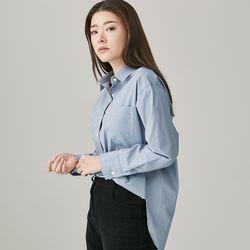 DBL005 베이직 솔리드 셔츠