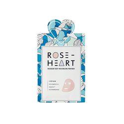 로즈하트 딥모이스처라이징 핑크 마스크 5장 1SET