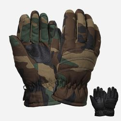 INSULATED HUNTING GLOVE (2 COLOR)