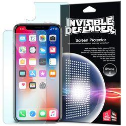 링케 아이폰X용 액정보호필름 (4매입) ID