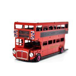 3D이노메탈퍼즐 탈것 영국2층버스