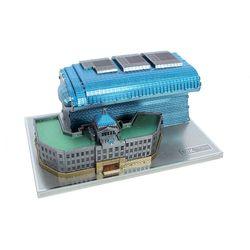3D이노메탈퍼즐 건축물 서울시청