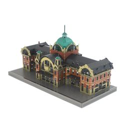3D이노메탈퍼즐 건축물 서울역