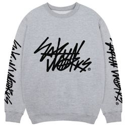 M-WORKS TAGGING(GRAY)