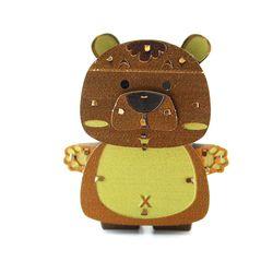 3D이노메탈퍼즐 동물캐릭터 곰