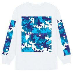 L-EGO ENEMY BLUE(WHITE)