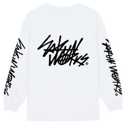 L-WORKS TAGGING(WHITE)