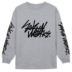 L-WORKS TAGGING(GRAY)