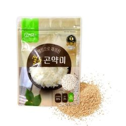 웰빙으로 채워진 쌀눈 곤약미 곤약쌀250g 6봉