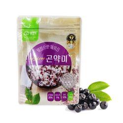 웰빙으로 채워진 아로니아 곤약미 곤약쌀250g 1봉