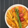 [매료] 카레 후루룩떡 2인분(1인분씩 개별포장)
