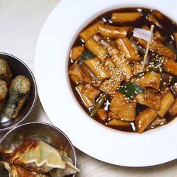 [매료] 짜장 밀떡 2인분(1인분씩 개별포장)