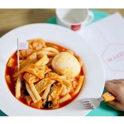 [매료] 떡볶이 후루룩떡 2인분(1인분씩 개별포장)