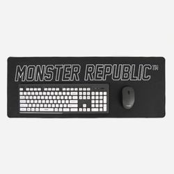 WIDE MOUSE MAT WHITE