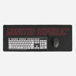 WIDE MOUSE MAT  RED
