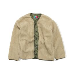 Teddy Retro Quilting Jacket(2color)(unisex)