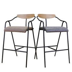 lolling bar chair set