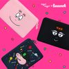 Barbapapa Laptop Sleeve (13&15형) 노트북파우치