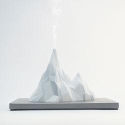 [예약발송/1월말발송] 자연을 담은 인센스버너 Aroma mountain 세로타입