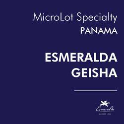 [송도동커피공장]파나마 에스메랄다 게이샤