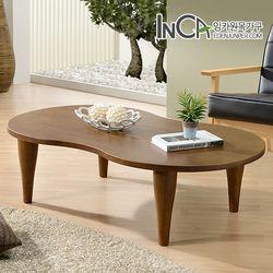 미뉴엘 고무나무 원목테이블 1300