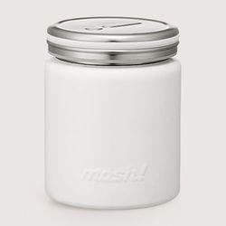 [MOSH] 모슈 보온보냉 죽통 푸드자 420ml 화이트