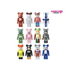 1700035 BEARBRICK 35 SERIES