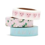 stick with it paper tape set - lady of leisure