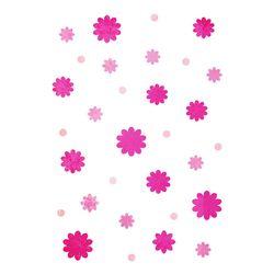 블랭코 스텐실도안503 꽃무늬 패턴