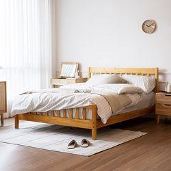 밀트 침대 퀸