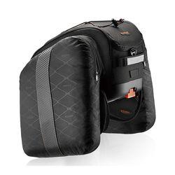 아이베라 자전거 짐받이 캐리어 여행용 확장 가방