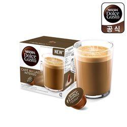 돌체구스토 캡슐 커피 카페올레 인텐소 16캡슐