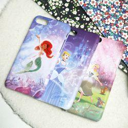 디즈니 프린세스 환타지 유광 하드 케이스 정품