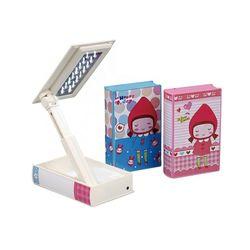 USB 충전식 LED 접이식 스탠드 (Book Lamp) SL-100