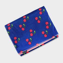 극세사 담요 cherry blanket